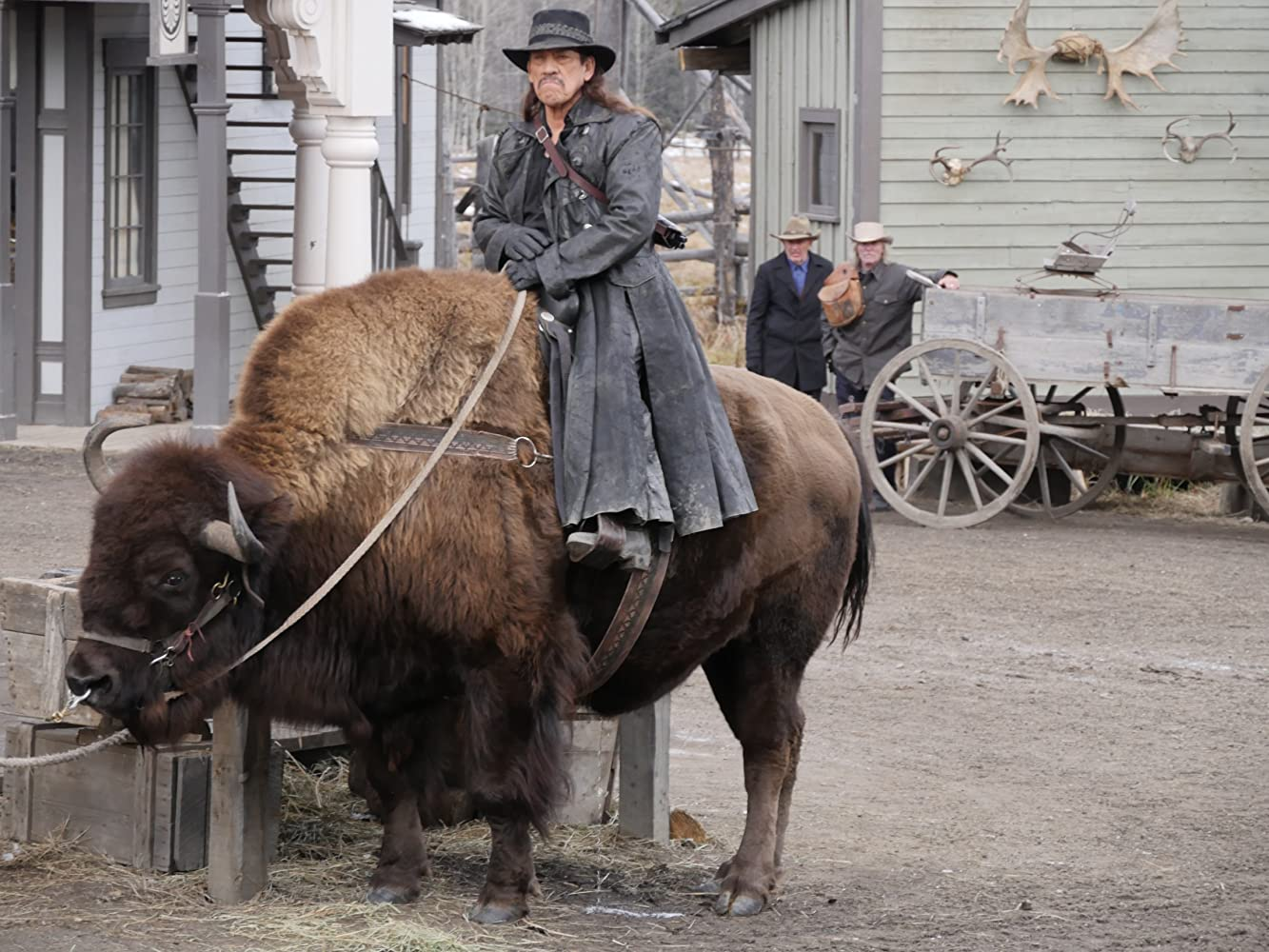 Danny Trejo in Dead Again in Tombstone (2017)