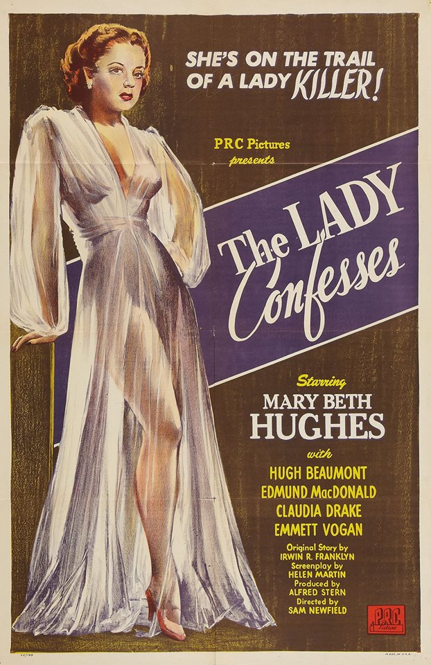 The Lady Confesses (1945)