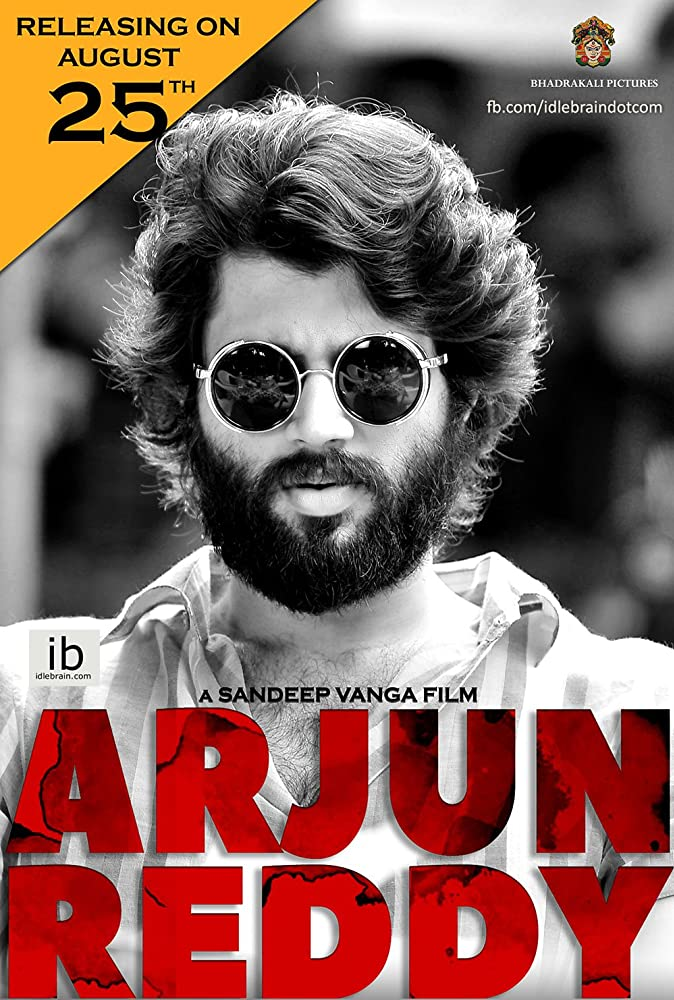 Arjun Reddy 2017 720p HEVC WEB-DL x265 700MB