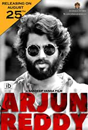 Arjun Reddy (2017) HDRip Telugu Full Movie Watch Online Free