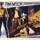 Tim McCoy, Richard Alexander, and Wallace MacDonald in Daring Danger (1932)