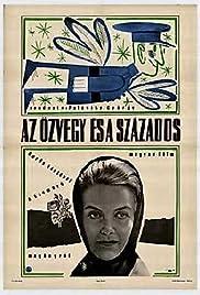 Az özvegy és a százados Poster