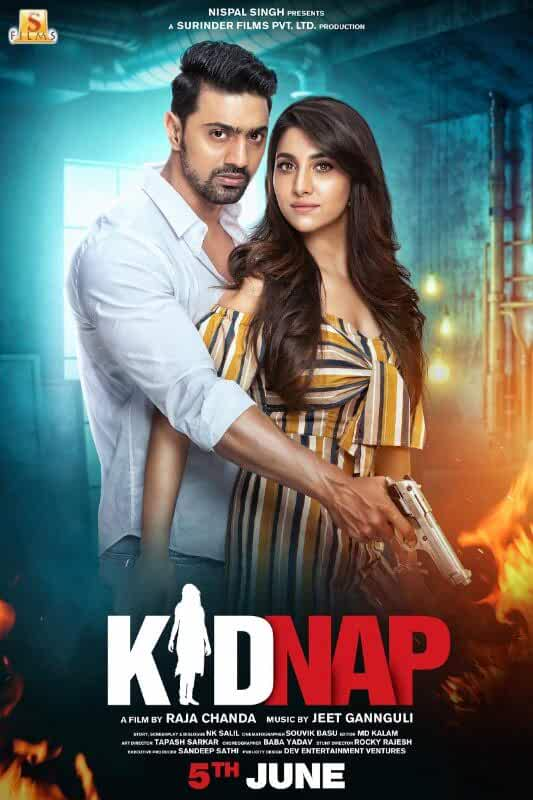Kidnap (2019) Bengali Full Movie 1080p HDRip 2GB x264 Download