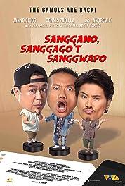 Watch Sanggano, Sanggago't Sanggwapo (2019)