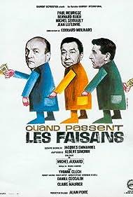 Quand passent les faisans (1965)