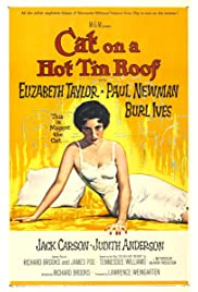 Download Cat on a Hot Tin Roof (1958) Movie
