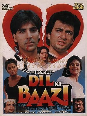 Akshay Kumar Dil Ki Baazi Movie