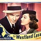 Astrid Allwyn and Preston Foster in The Westland Case (1937)