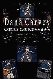 Dana Carvey: Critics' Choice Poster