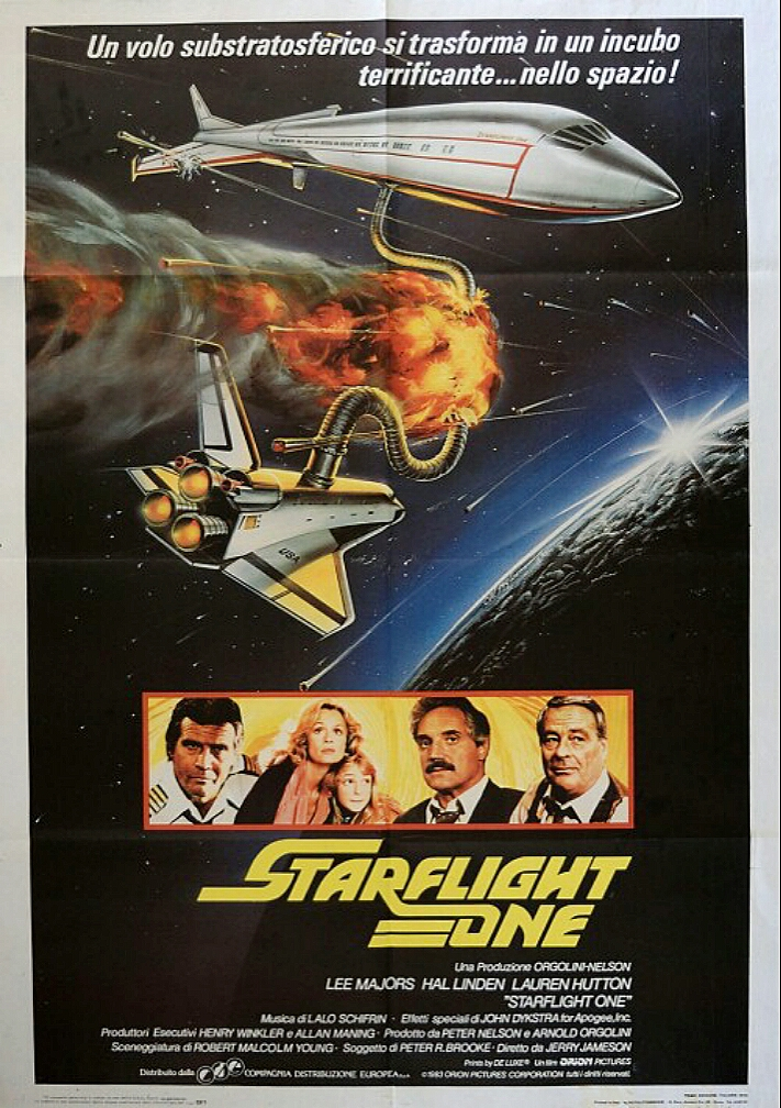 Starflight: The Plane That Couldn't Land (1983)