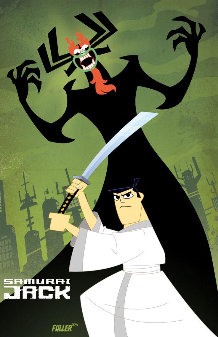 Samurai Jack The Premiere Movie Tv Movie 2001 Imdb