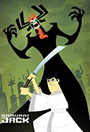 Samurai Jack: The Premiere Movie Poster