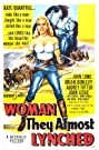 Woman They Almost Lynched (1953) Poster