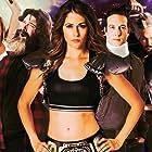 Mick Foley, Chris Marquette, Michael Eklund, Amanda Crew, and Chelsea Anne Green in Chokeslam (2016)