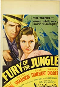 Primary photo for Fury of the Jungle