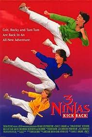 J. Evan Bonifant, Sean Fox, Max Elliott Slade, and Victor Wong in 3 Ninjas Kick Back (1994)