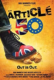 Article 50 Poster