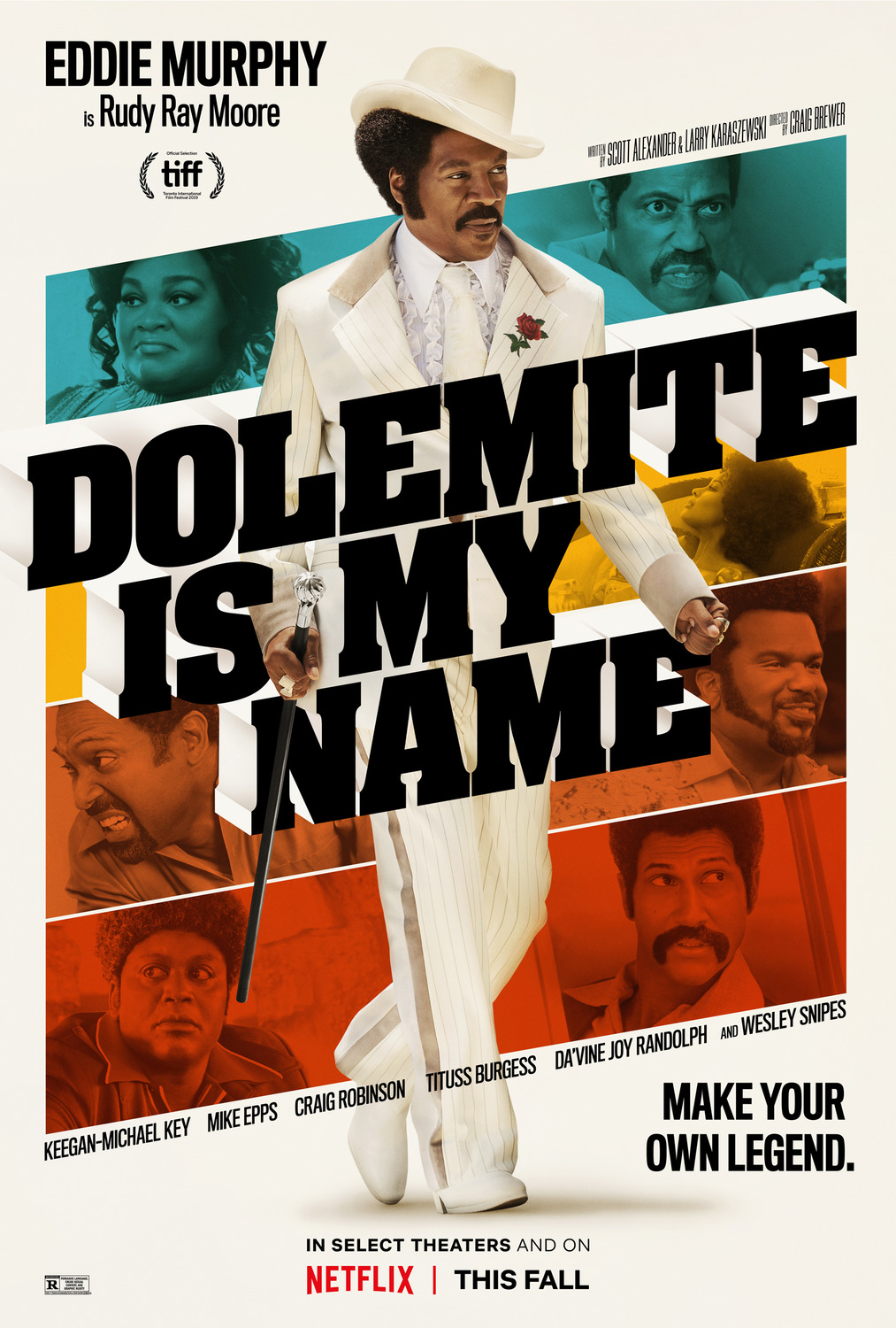 Mano vardas Dolemite (2019) / Dolemite Is My Name