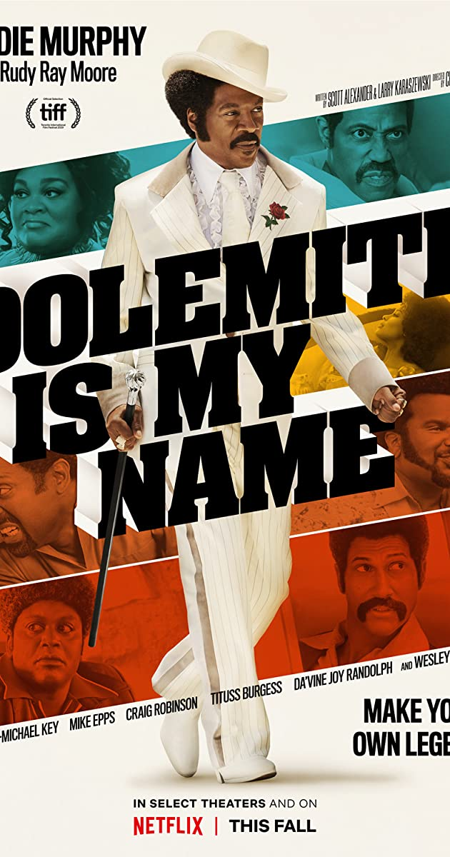 Subtitle of Dolemite Is My Name