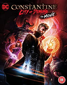 Constantine City of Demons: The Movie (2018 Video)