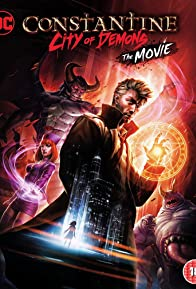 Primary photo for Constantine City of Demons: The Movie