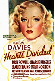 Hearts Divided Poster