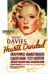 Hearts Divided by Mervyn LeRoy