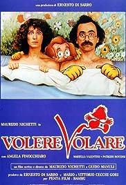 Volere volare(1991) Poster - Movie Forum, Cast, Reviews