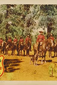 William Austin, Earl Douglas, Donald Reed, James Newill, and Lightning in Renfrew of the Royal Mounted (1937)
