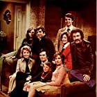 Fran Brill, Suzanne Davidson, Steve Elmore, Jennifer Harmon, Michael Landrum, Lynn Lowry, Rosemary Prinz, and George Welbes in How to Survive a Marriage (1974)