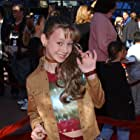 Brie Larson at an event for Big Fat Liar (2002)