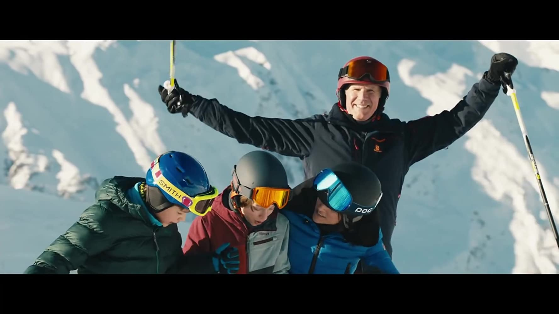 Julian Grey in Downhill (2020)