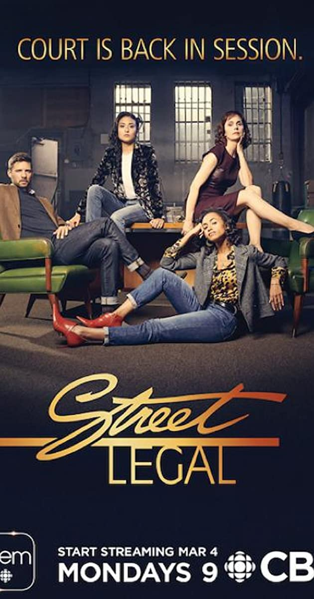 Download Street Legal or watch streaming online complete episodes of  Season1 in HD 720p 1080p using torrent