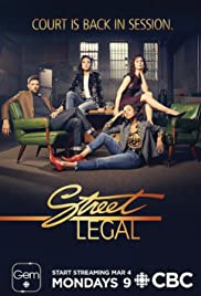 Street Legal Poster