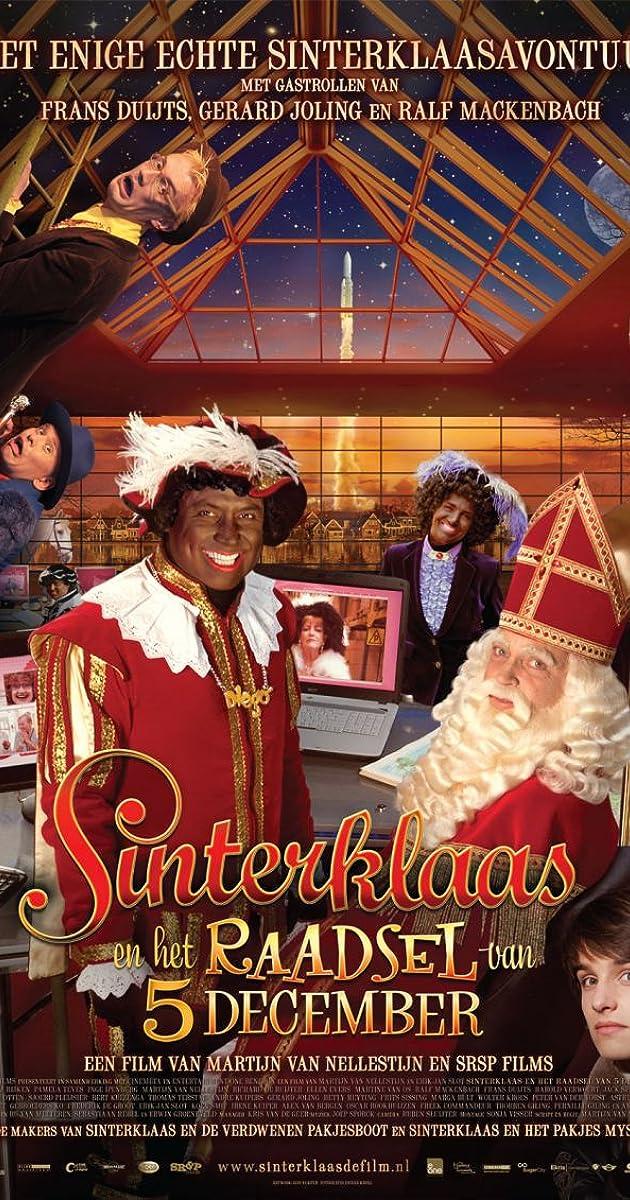 Sinterklaas En Het Raadsel Van 5 December 2011 Imdb