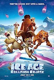 John Leguizamo, Denis Leary, Ray Romano, Seann William Scott, Jesse Tyler Ferguson, Josh Peck, Simon Pegg, Chris Wedge, and Jessie J in Ice Age: Collision Course (2016)
