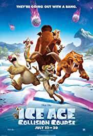 Ice Age: Collision Course (2016) Hindi Dubbed