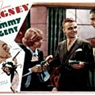 James Cagney, Arthur Hohl, and Alice White in Jimmy the Gent (1934)