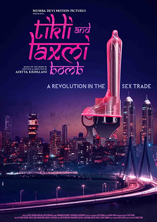 Tikli and Laxmi Bomb (2017)