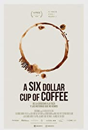 A six dollar cup of coffee