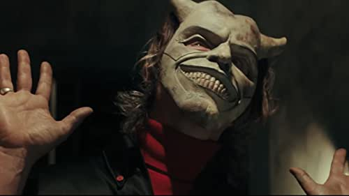 Ethan Hawke Is Nightmare Fuel in 'The Black Phone'