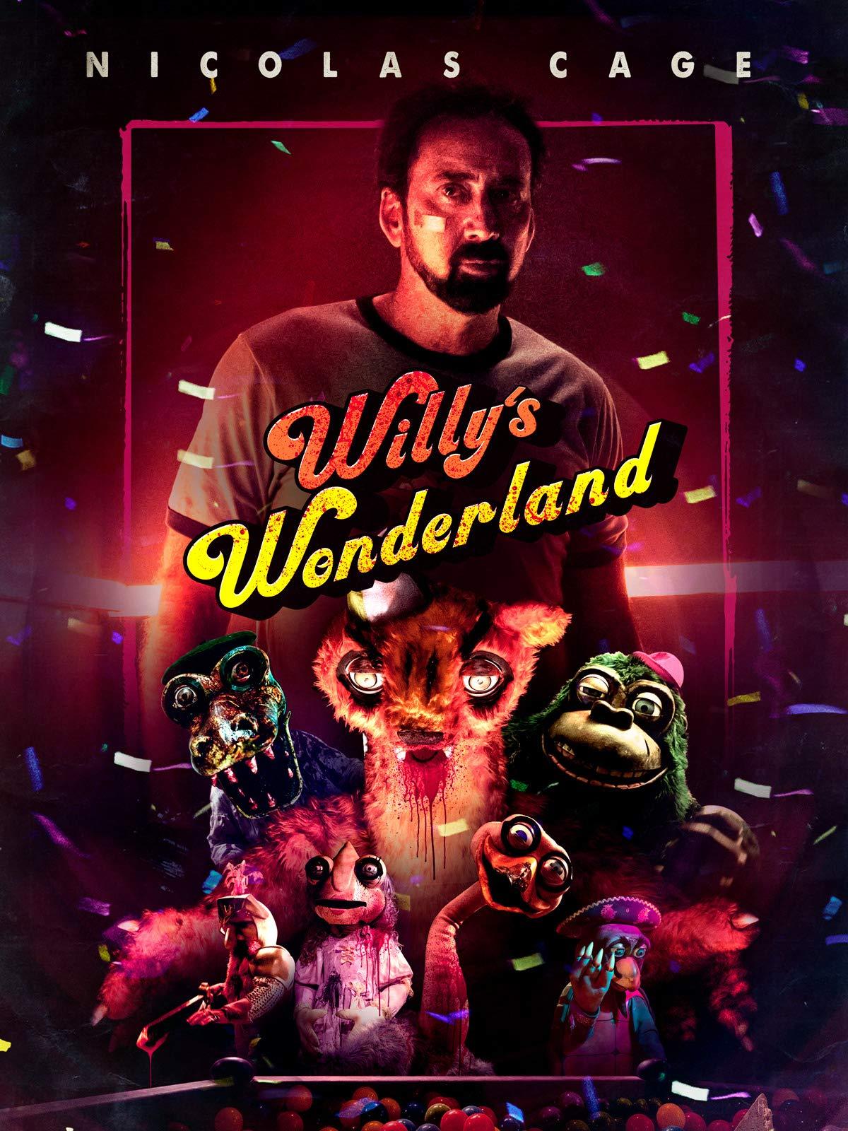 Willy's Wonderland (2021) - IMDb