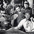 Carmen Miranda and Dennis O'Keefe in Doll Face (1945)
