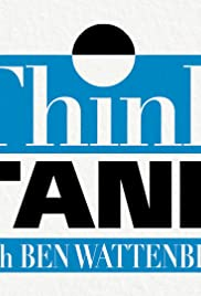 Think Tank with Ben Wattenberg Poster