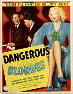 English movies trailer download Dangerous Blondes USA [hddvd]