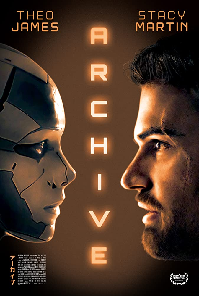 Archive 2020 English Movie 720p HDRip ESub Download