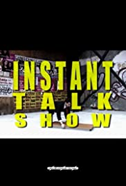 The Instant Talk Show Poster