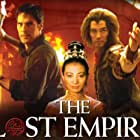 Bai Ling, Thomas Gibson, and Russell Wong in The Lost Empire (2001)