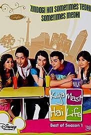 Kya Mast Hai Life Poster - TV Show Forum, Cast, Reviews