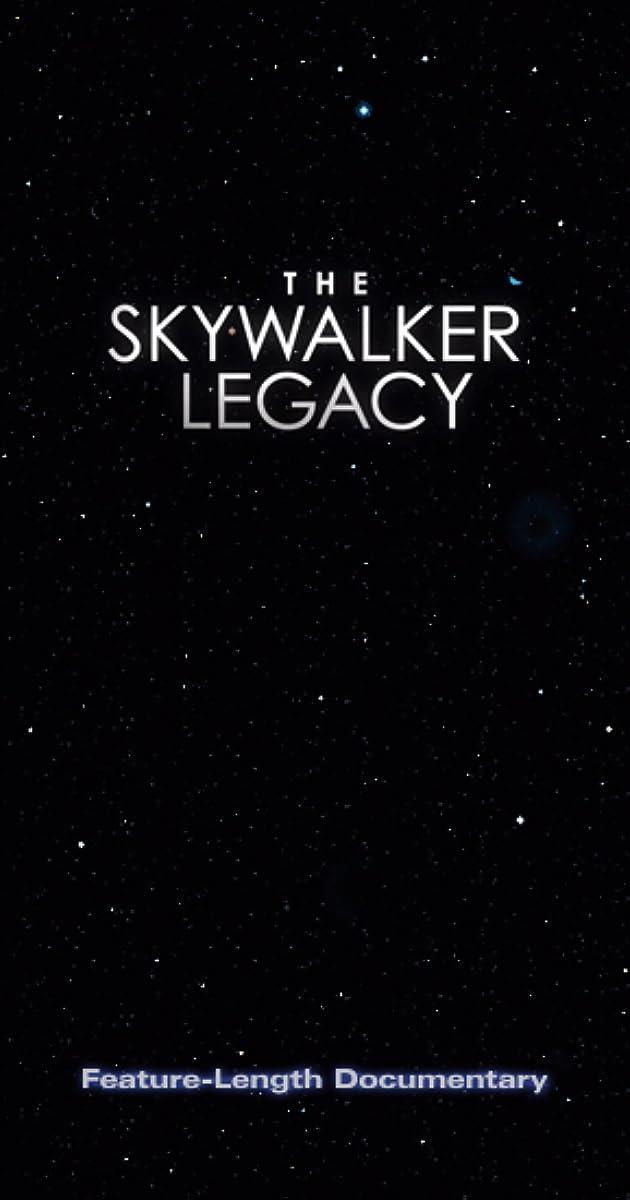 Subtitle of The Skywalker Legacy